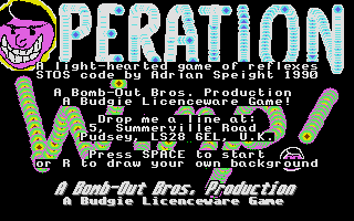 Thumbnail of other screenshot of Operation Wimp