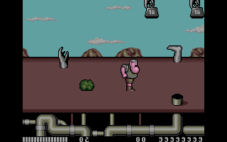Screenshot of Monty Pythons Flying Circus