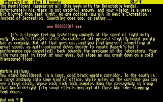 Thumbnail of other screenshot of Trials And Tribulations Of An Apprentice Wizard - Part 1 - Coping With Death, The