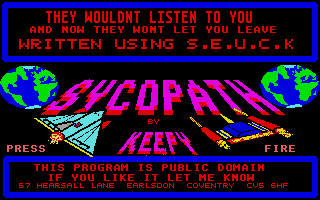 Thumbnail of other screenshot of Sycopath Keepy