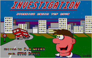 Thumbnail of other screenshot of Investigation