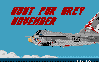 Thumbnail of other screenshot of Hunt For Grey November