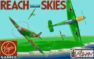 Thumbnail of other screenshot of Reach For The Skies
