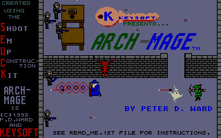 Screenshot of Arch-Mage