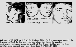 Thumbnail of other screenshot of History File, The