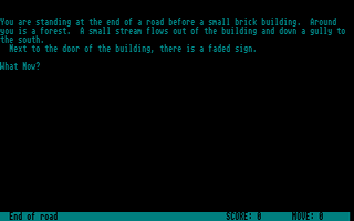 Thumbnail of other screenshot of Colossal Cave Adventure