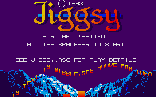 Screenshot of Jiggsy