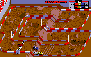 Screenshot of Ivan 'Ironman' Stewarts Super Off Road