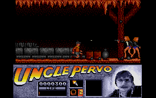 Thumbnail of other screenshot of Uncle Pervo in the Temple of Lost Boys