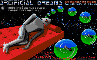 Large screenshot of Artificial Dreams