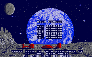 Screenshot of Artificial Dreams