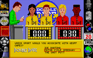 Thumbnail of other screenshot of Double Dare