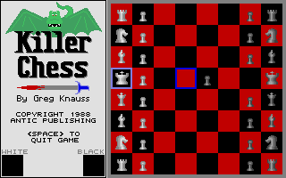 Thumbnail of other screenshot of Killer Chess