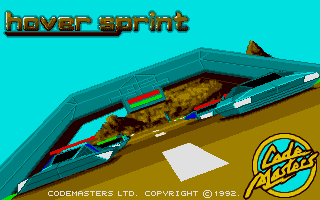 Thumbnail of other screenshot of Hover Sprint