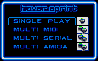 Screenshot of Hover Sprint