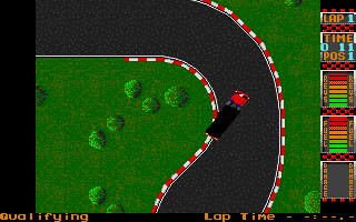 Screenshot of International Truck Racing
