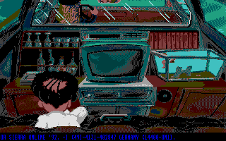 Thumbnail of other screenshot of Leisure Suit Larry 5