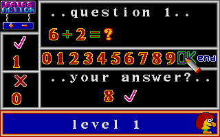 Thumbnail of other screenshot of Maths Action