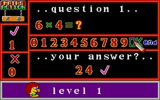 Thumbnail of other screenshot of Maths Action 2