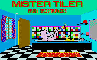 Screenshot of Mister Tiler