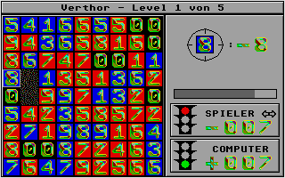 Screenshot of Verthor