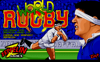 Screenshot of World Rugby