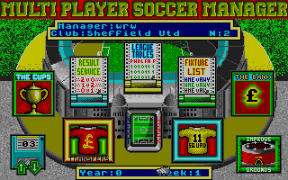 Thumbnail of other screenshot of Multi Player Soccer Manager