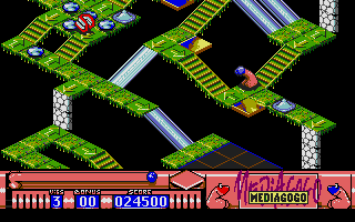 Thumbnail of other screenshot of Dal'X - Data Disk 1