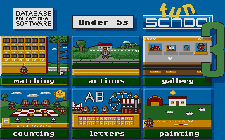 Thumbnail of other screenshot of Fun School 3 - Under 5s
