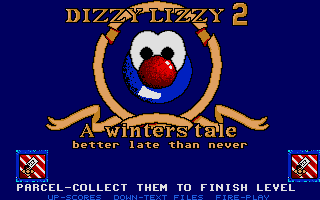 Thumbnail of other screenshot of Dizzy Lizzy 2 - A Winters Tale