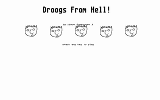 Screenshot of Droogs from Hell