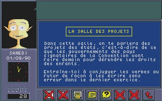 Screenshot of Adi CM2 - Français