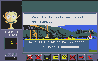 Screenshot of Adi 5e - Anglais