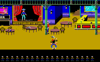 Thumbnail of other screenshot of Lucky Luke - Nitroglycerine