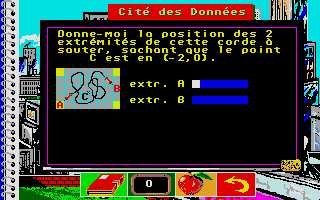 Screenshot of Bosse des Maths 5eme, La