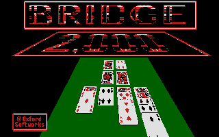 Screenshot of Bridge 2000