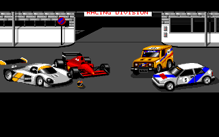 Screenshot of C.A.R.S.