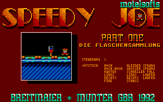Thumbnail of other screenshot of Speedy Joe