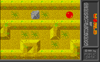 Thumbnail of other screenshot of World Of Confusion