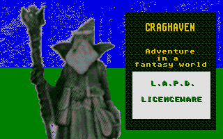 Thumbnail of other screenshot of Craghaven - Adventure In A Fantasy World