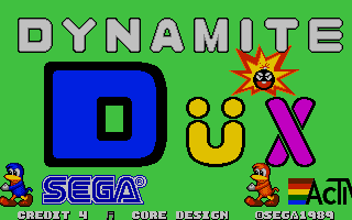 Thumbnail of other screenshot of Dynamite Dux