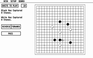 Thumbnail of other screenshot of Go Board