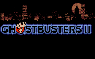 Large screenshot of Ghostbusters 2