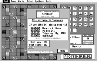 Thumbnail of other screenshot of Strabble
