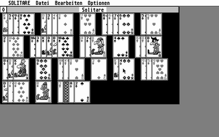 Thumbnail of other screenshot of Solitare