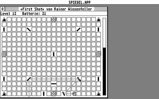 Screenshot of Spiegel