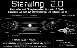 Thumbnail of other screenshot of Starwing