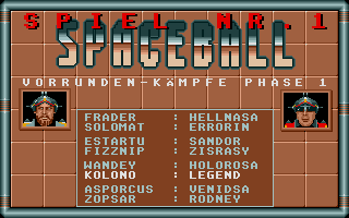 Thumbnail of other screenshot of Spaceball II