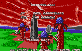 Screenshot of Archipelagos