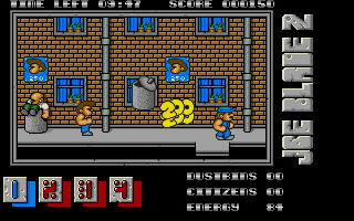 Screenshot of Joe Blade 2